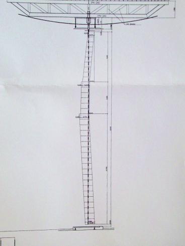 Dibujo Técnico columna