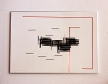 Anto Rabzas / Serie 03 / Tendiendo hilos 10 impresión glicee. 50x70 cm