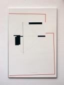 Anto Rabzas / Serie 03 / Tendiendo hilos 08 impresión glicee. 50x70 cm