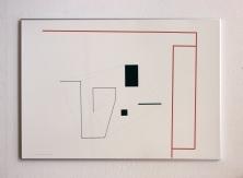 Anto Rabzas / Serie 03 / Tendiendo hilos 05 impresión glicee. 50x70 cm