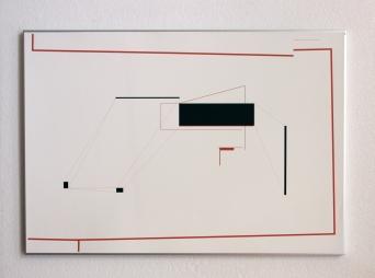 Anto Rabzas / Serie 03 / Tendiendo hilos 04 impresión glicee. 50x70 cm