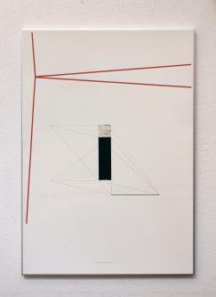 Anto Rabzas / Serie 03 / Tendiendo hilos 03 impresión glicee. 50x70 cm