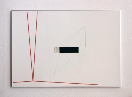 Anto Rabzas / Serie 03 / Tendiendo hilos 02 impresión glicee. 50x70 cm