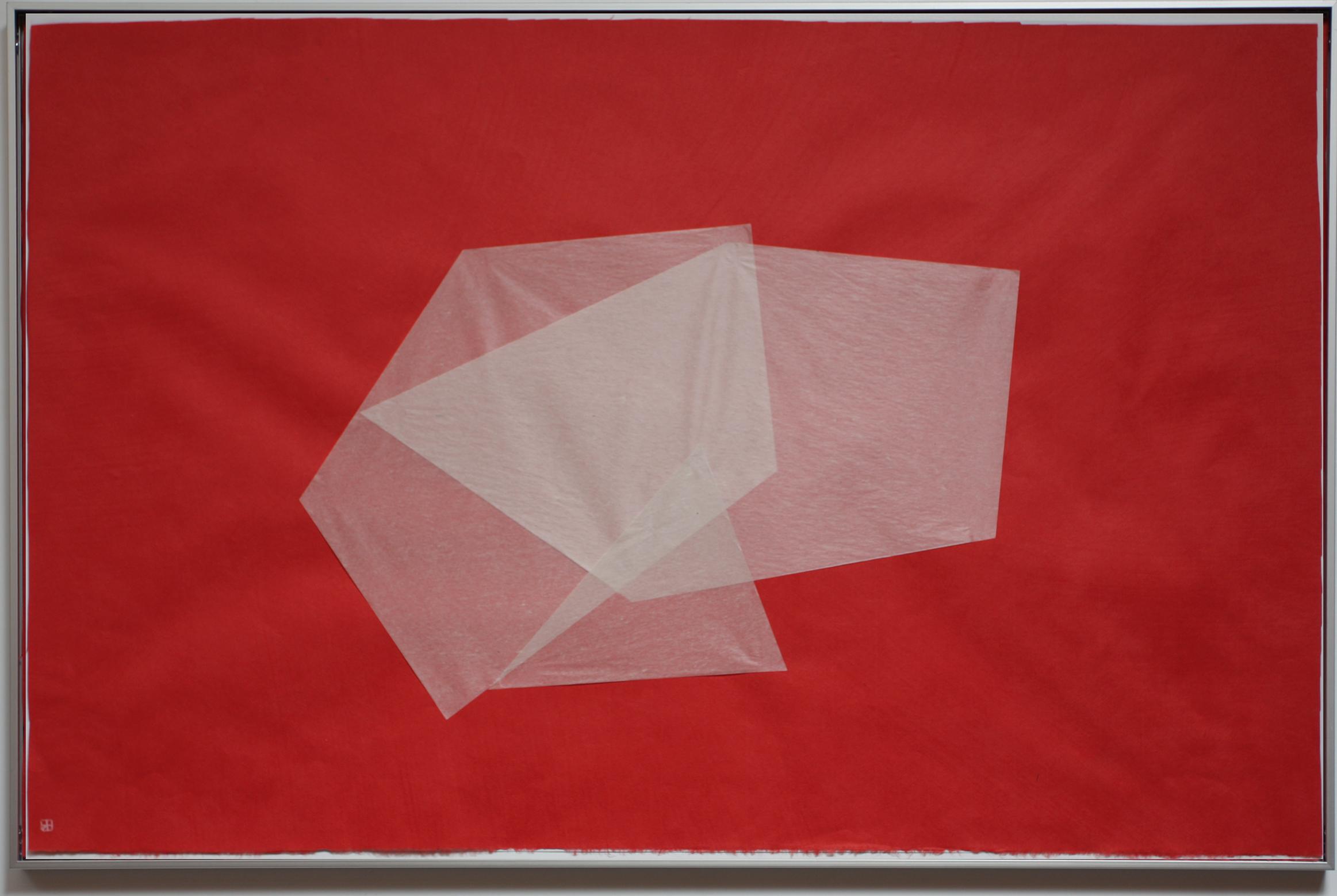 Marco pliegue rojo 1