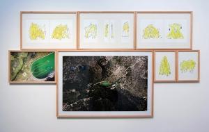 Santiago Morilla REFUGIOS MAL CONSTRUÍDOS Exhibition at TWIN GALLERY